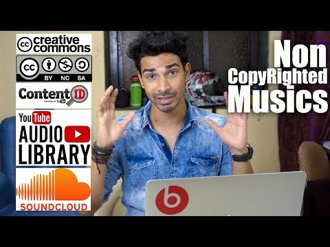 Where to Find Non Copyrighted Music for FREE | Hindi