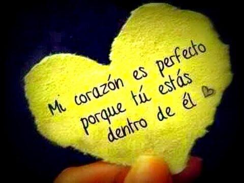Frases De Amor Para Los Corazones Enamorados Youtube