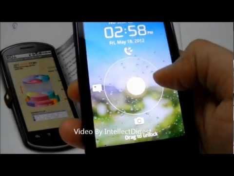 Huawei IDEOS X5 U8800 Pro Review