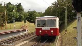 Budapest; Fogaskerekű Vasút (Zahnradbahn/Cog-wheelRailway)