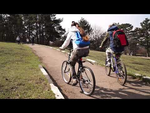 Велопрогулка, вокруг горы Машук, достопримечательности Пятигорска мельком на велосипеде