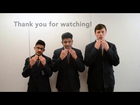Deaf Awareness Week 2017 - Allerton Grange School Leeds