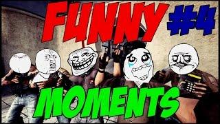 Funny moments #4 [CS:GO]