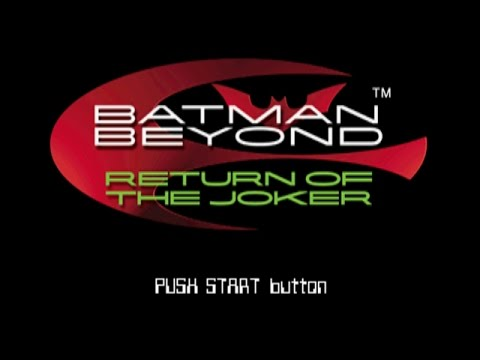 PSX Longplay [341] Batman Beyond: Return of the Joker