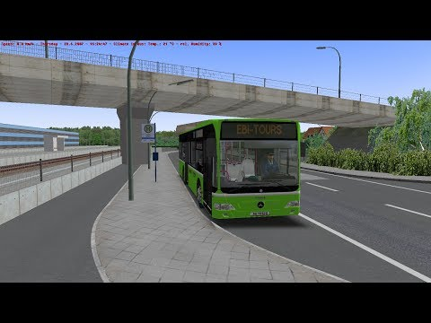 OMSI 2 | Go-Ahead Singapore | Mercedes Benz Citaro O530