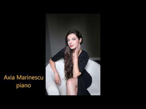 Axia Marinescu plays Satie
