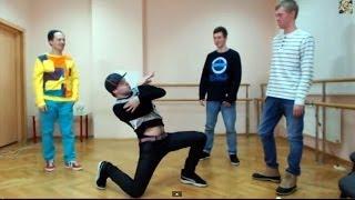 Урок дабстепа: упражнения + связки + танец. Обучение танцу дабстеп