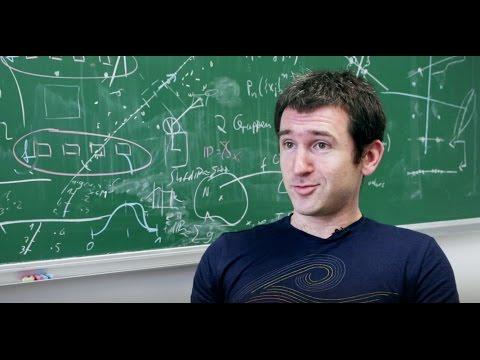 10 Fragen An: Mathematiker Martin Ehler