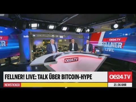 OE24.TV Fellner LIVE! Avatar Technology GmbH Interview