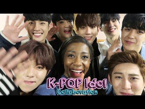 My Experience Working with KPOP Idols! :)
