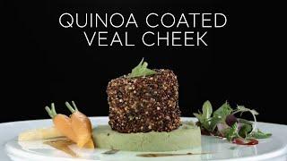 Turkey Home - Quinoa Coated Veal Cheek