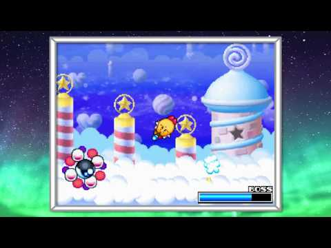 DS Capture Card Test! Kirby Super Star Ultra!