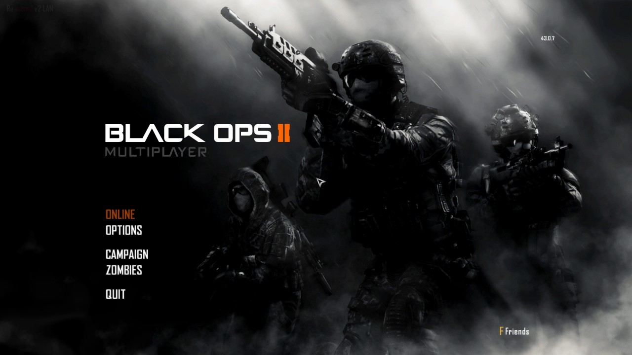 How to Play Black Ops 2 Lan Multiplayer Offline (With download links)