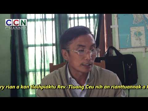 Aug 12, 2015 HRC Secretary Rev  Tluang Ceu bia chimmi