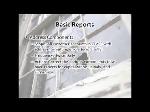 Broken Windows Theory & Cleaning Reports