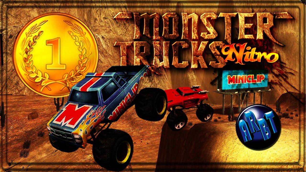 Monster Trucks Nitro PC Free Download Full Version