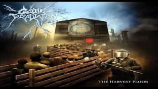 Cattle Decapitation - Tooth Enamel and Concrete (lyrics in description)