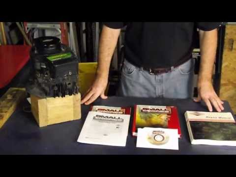 Briggs and Stratton  Home Study Course as Reference Material