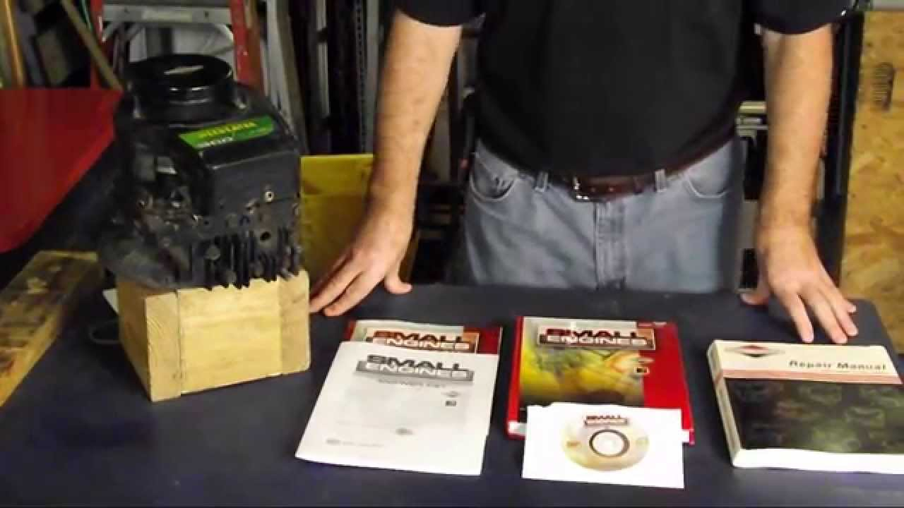 Briggs And Stratton Home Study Course As Reference Material Youtube Repair Manuals Study Course Repair