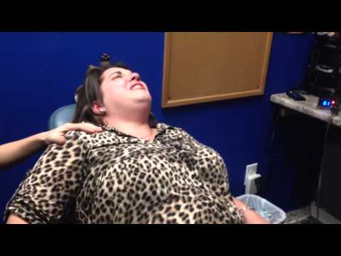Girl Screams Getting Smallest Tattoo Ever This Is Real