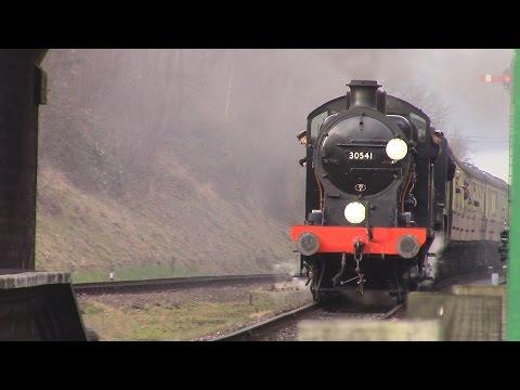 Great Central Railway - Winter Steam Gala - 2017