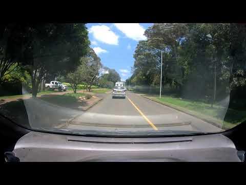 Parklands towards - Thika Road, Muthaiga, Gigiri UN - US Embassy Junction