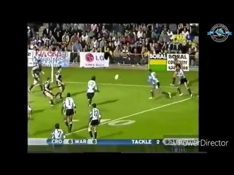 Jason Stevens- Cronulla Sharks Highlights