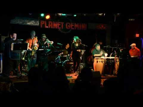 Latin Jazz Collective live at Planet Gemini CD Release Launch Party