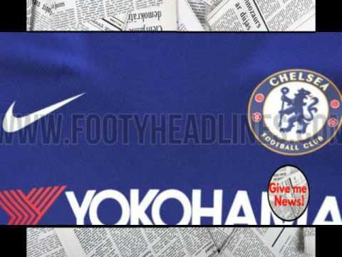 Se filtra la nueva equipación Nike del Chelsea!