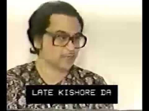 Kishore Kumar Lata Interview