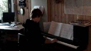 Das selbstspielende Klavier