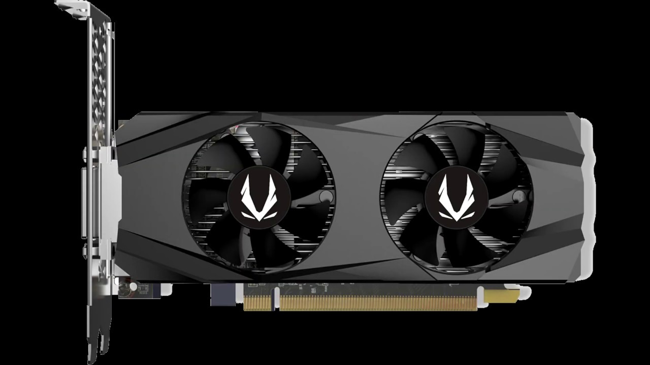 ZOTAC Rolls Out a Low profile GeForce GTX 1650 Graphics Card
