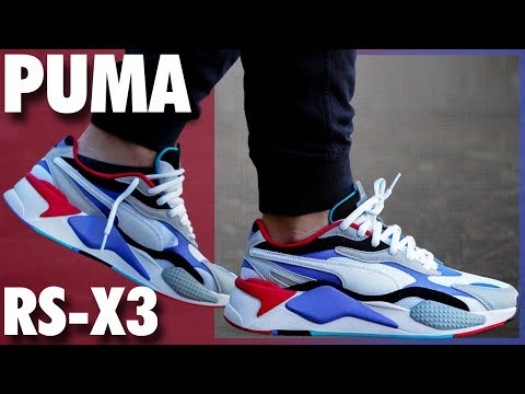 Is the PUMA RS-X3 better than the original? - YouTube