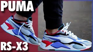 Is the PUMA RS-X3 better than the original? Video