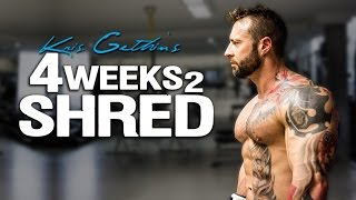 Kris Gethin's 4Weeks2Shred Training Program thumbnail