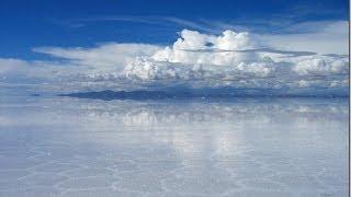 очень необычное озеро солончак уюни боливия salt lake marsh uyuni bolivia