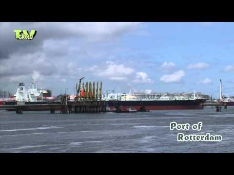 Port of Rotterdam: Calandkanaal en Omgeving - Refinery Area (@720P HD)
