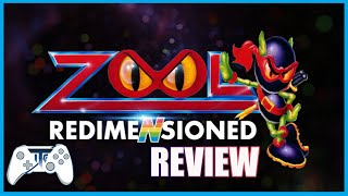 Zool Redimensioned - Review! (Video Game Video Review)
