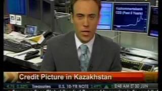 Credit Picture In Kazakhstan - Bloomberg