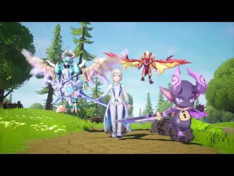 Guardians of Cloudia CG official!