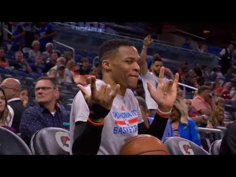 Oklahoma City Thunder at Orlando Magic- March 29, 2017
