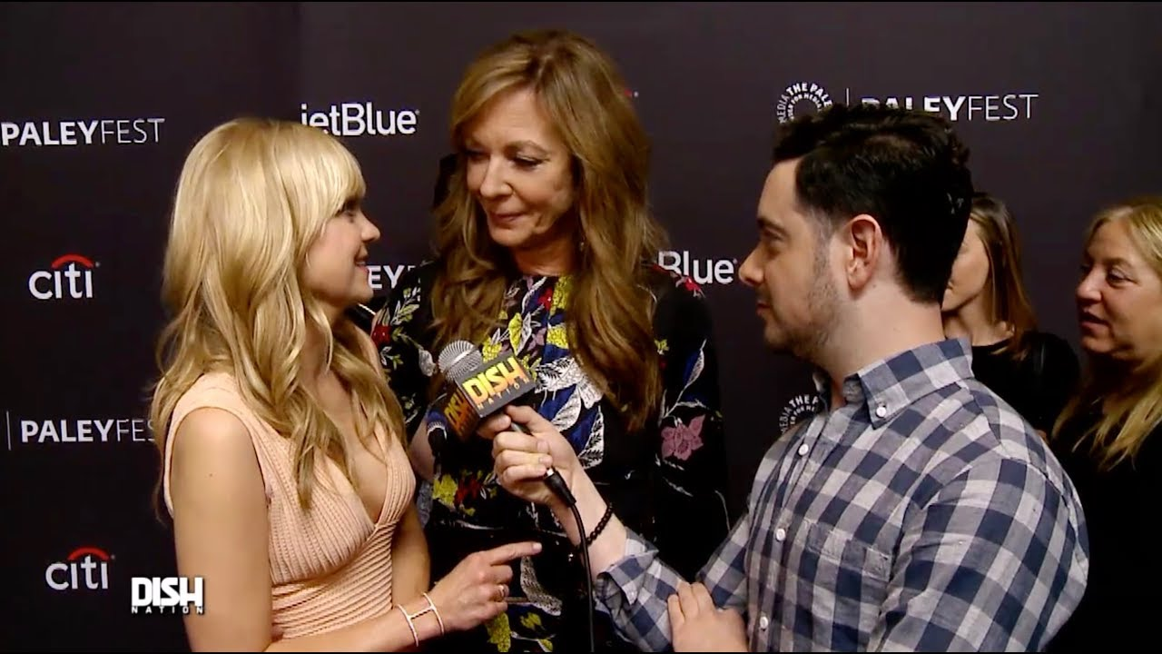 Allison Janney Says Mom Show Without Co-Star Anna Faris Is Very ...