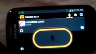 Zello channel = Los Mismos Locos ( Tabasco Zello )