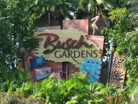 Busch Gardens Tampa - YouTube