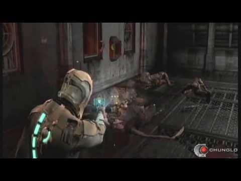 Dead Space 02- Ch. 1 [2/3]- Plasma Cutter, Stasis Module