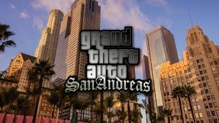 Real Life Objects in Real GTA San Andreas / Реальные объекты в Реал ГТА Сан Андреас