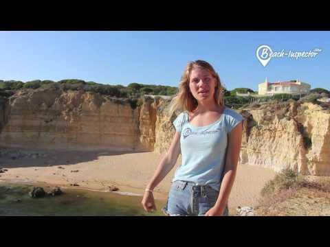 Strand Praia de São Rafael | Strände an der Algarve