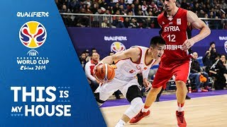 China v Syria - Highlights - FIBA Basketball World Cup 2019 - Asian Qualifiers