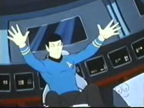 Star Trek Animated Series 1x03 'One Of Our Planets Is Missing' Trailer