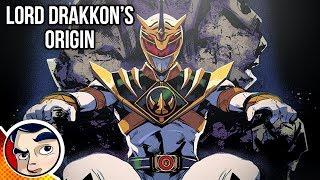 """Power Rangers """"Black Dragon Origin, Evil Tommy"""" (Shattered Grid) - Full Story"""